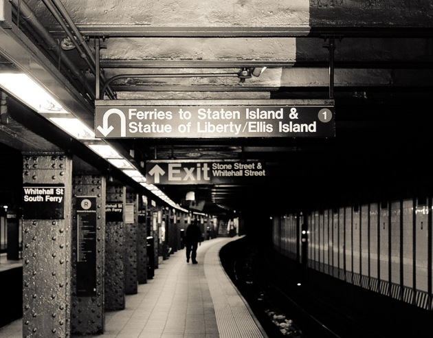 New York- Subway