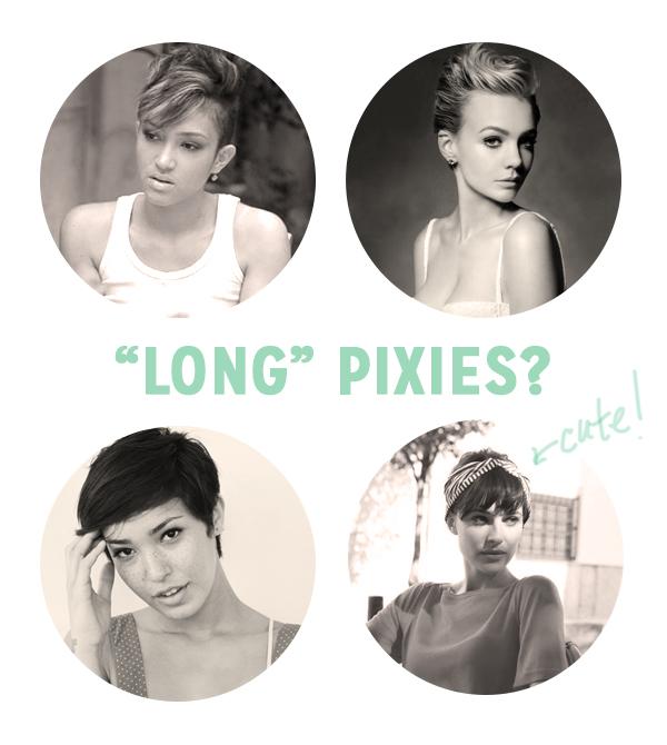 pixie ideas